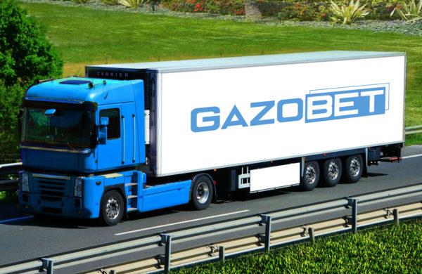 Доставка автоклавного газобетону (газоблоків) Gazobet від виробника Україна